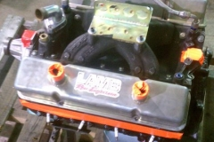 circle track small block chevy edelbrock