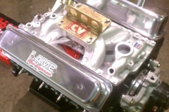406 small block chevy