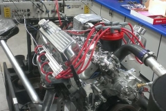 small block ford hot rod