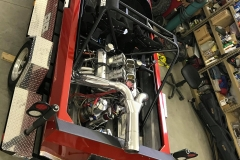 502 cubic inch standard bore space small block chevy
